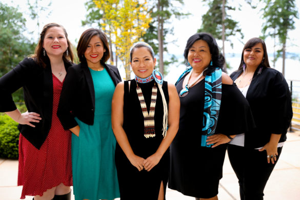 Potlatch Fund 15th Annual Gala (photo credit: Cristina Roark) - Native American Philanthropy